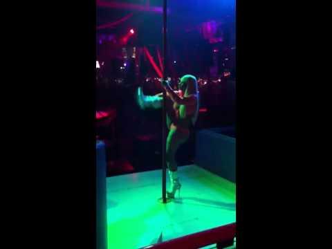 Blac Chyna Dancing Naked
