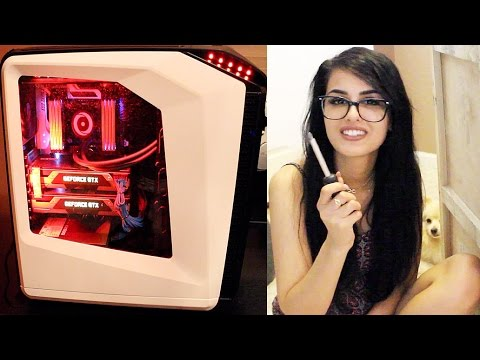 BEAST PC! Origin PC Unboxing!