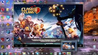 Как установить Clash of clans на компьютер бесплатно!(Ссылка на сайт:http://www.bluestacks.com., 2015-01-03T07:37:06.000Z)
