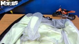 Дождевик Vega Rain Jacket - обзор от Moto85.ru