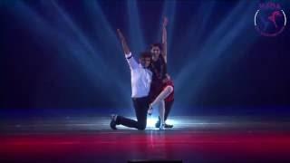 KJDA   Dare. Dream. Dance.   Salsa Performance   Prachi Jain & Kunal Jessani