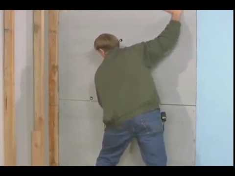 American Bath Factory - Sistine Stone Shower Install Video - YouTube