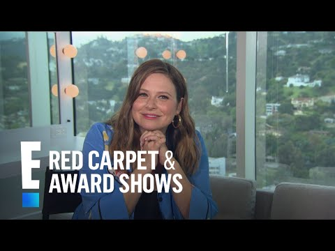 Katie Lowes Says