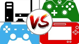 Pc Vs Ps4 Vs Xbox One Vs Wii U: Best Gaming Platform Of 2016 By The Numbers - The Know Game News
