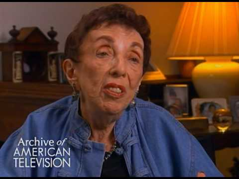 Ethel Winant on working with Tennessee Williams