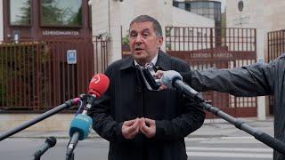 """Otegi:""""Es la crónica de unas elecciones anunciadas"""""""