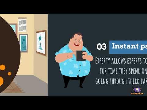Experty.IO :Presentation Video
