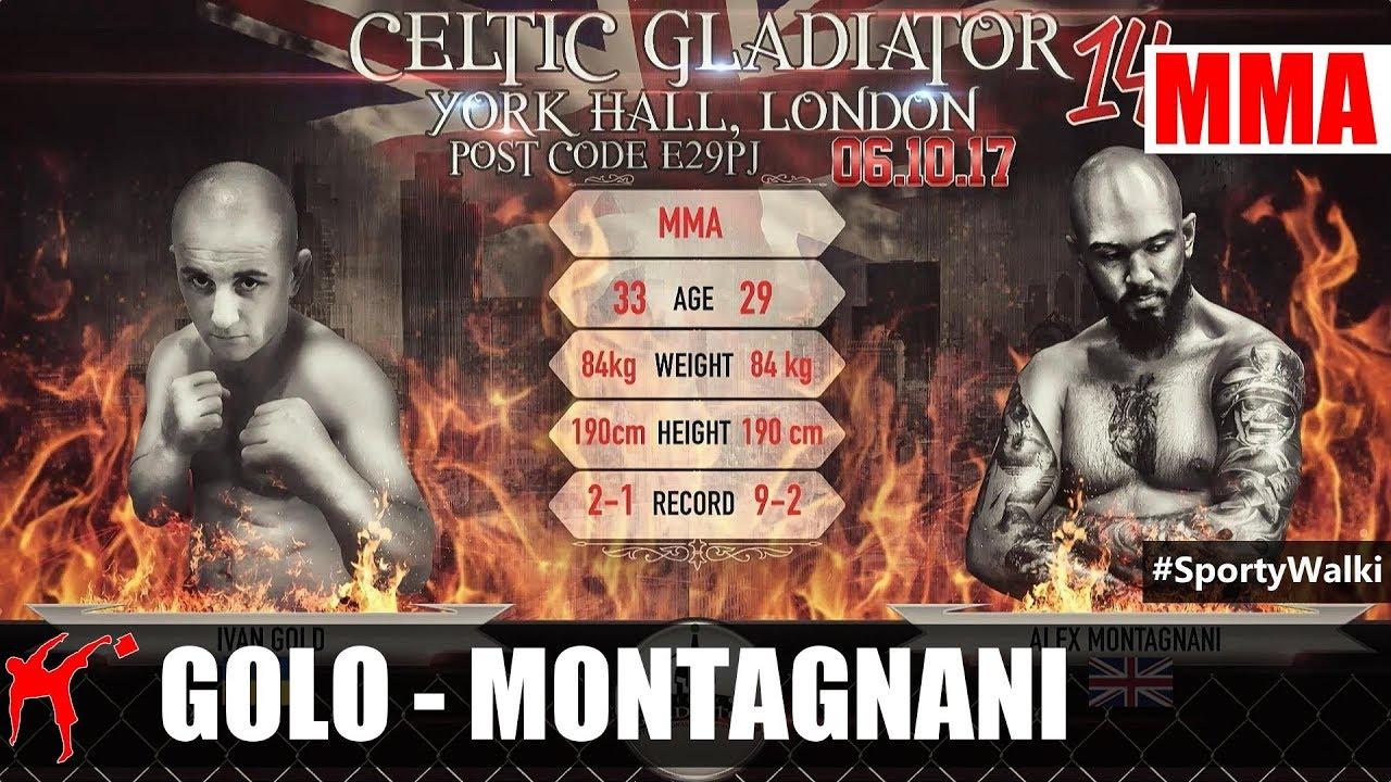 CG 15: Ivan Golo vs Alex Montagnani