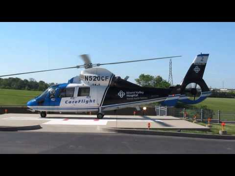 Miami Valley Hospital Care Flight Dayton, Ohio