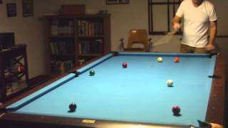 gil 9 Ball Talking Shot Selection #5