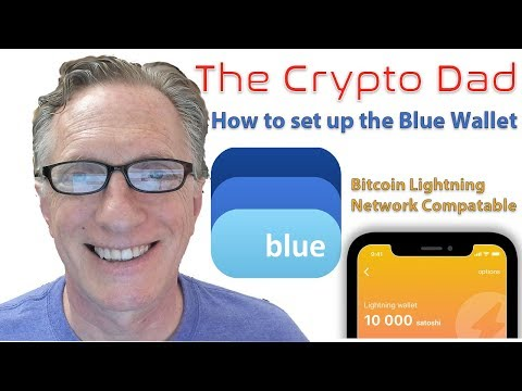 How To Set Up The BlueWallet IOS Based Bitcoin Wallet With Lightning Network Support