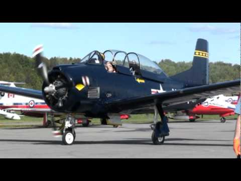 2011 Vintage Wings Airshow - The Warbirds