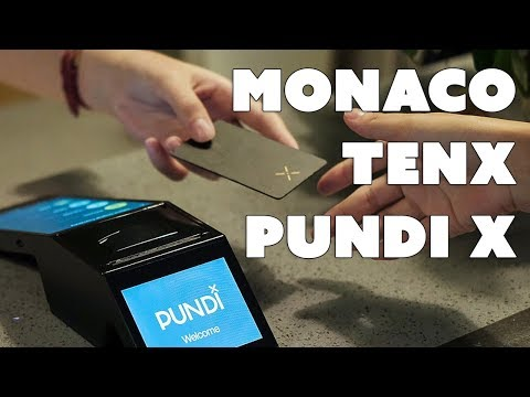 Monaco vs TenX vs Pundi X - The BEST is