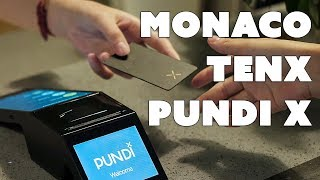 Monaco vs TenX vs Pundi X - The BEST is