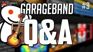 GarageBand : Restore Your Instruments - Q&A #9