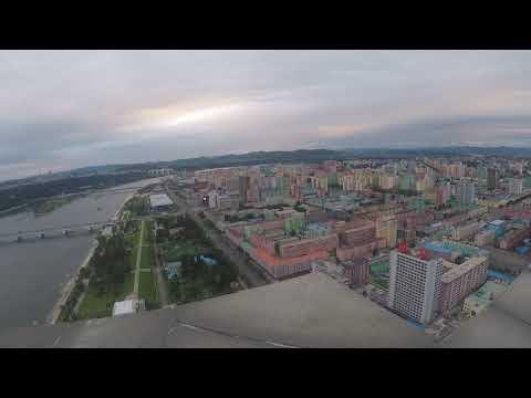 Juche Tower - Pyongyang - North Korea