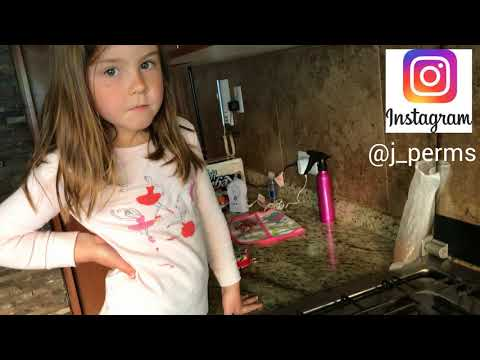 Como hacer palomitas caseras - con Constanza y Mika