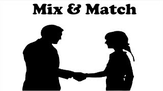 Mix & Match Speed Dating Commercial