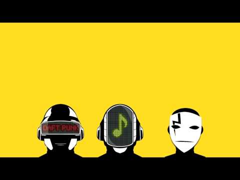 Daft Punk vs Perfume - Technologic 【MashUp】