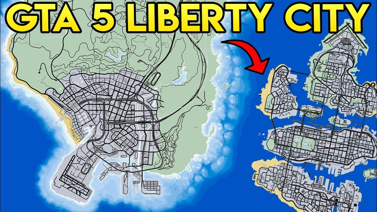 Liberty City Map Expansion Coming to GTA Online for GTA 4's 10th  Anniversary? (GTA 5 Q&A)