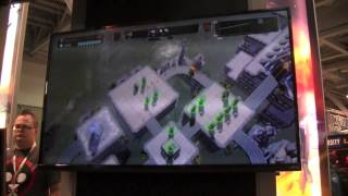 PAX East 2014 - Hands on with Defense Grid 2