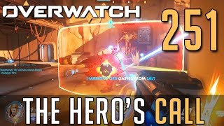 [251] The Hero's Call (Let's Play Overwatch PC w/ GaLm)