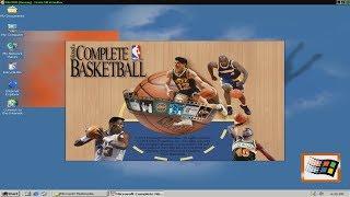 Microsoft Complete Basketball 1994-95