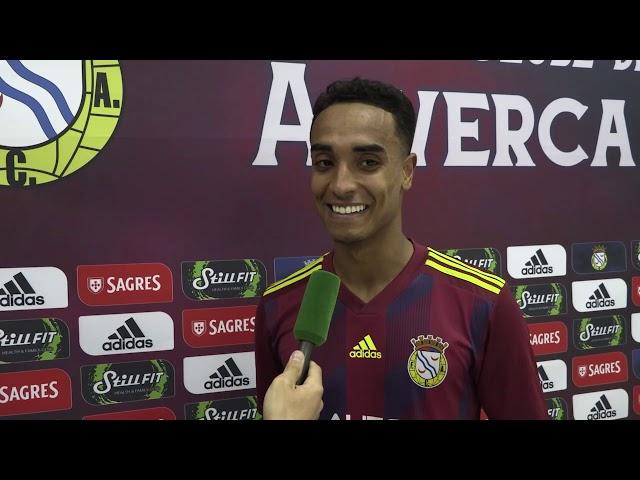 FC Alverca 2 - Amora 1 Flash Interview