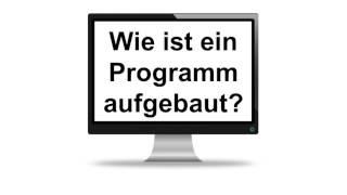 01 - Programmaufbau in Java