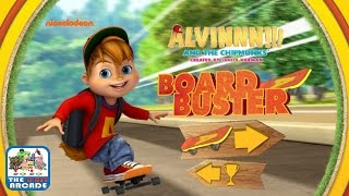 Alvin & The Chipmunks: Board Buster - Don't Hate The Skate (Nickelodeon Games)