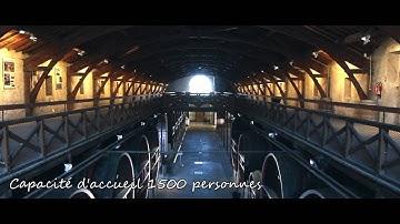 Vidéo Cave du château de Colombiers