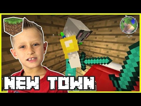 The New Town | Minecraft