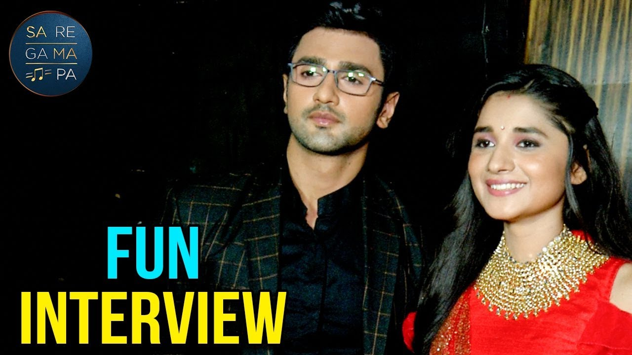Kanika Mann and Nishant Singh Malkani Fun Interview | Sa Re Ga Ma Pa Set