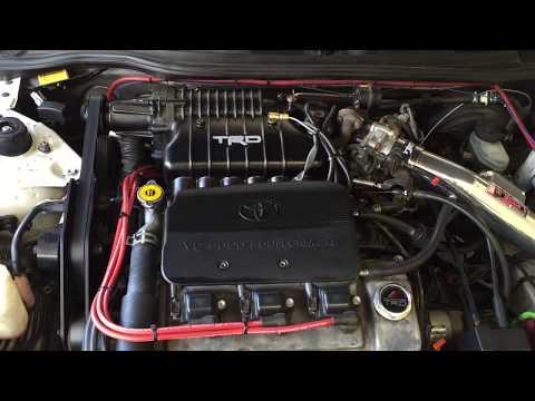 1999 Toyota Solara TRD Supercharged