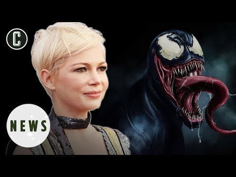 Venom Movie: Michelle Williams In Talks to Join Tom Hardy - Movie News