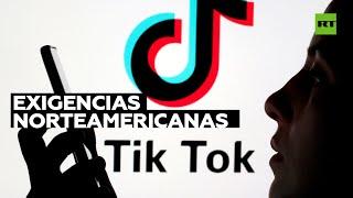 EE.UU. amenaza con bloquear TikTok si Oracle no controla su código