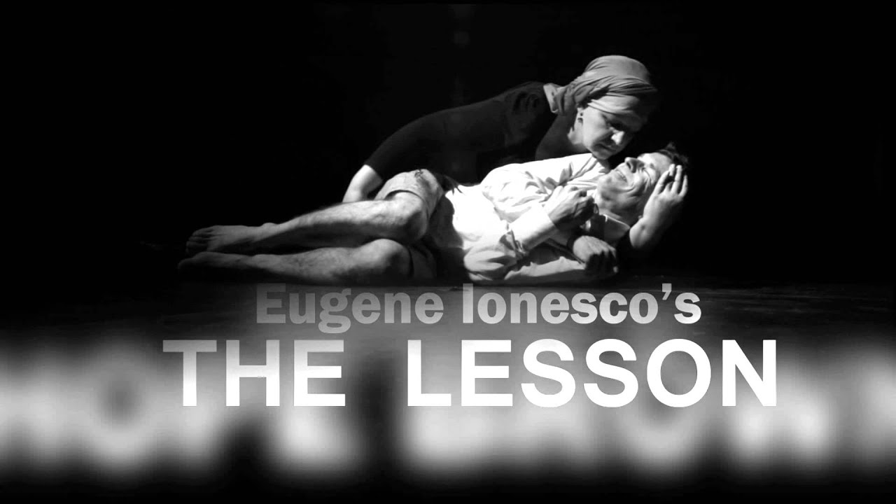 eugene ionesco the lesson Eugene ionesco list of famous monologues with associated characters and shows.