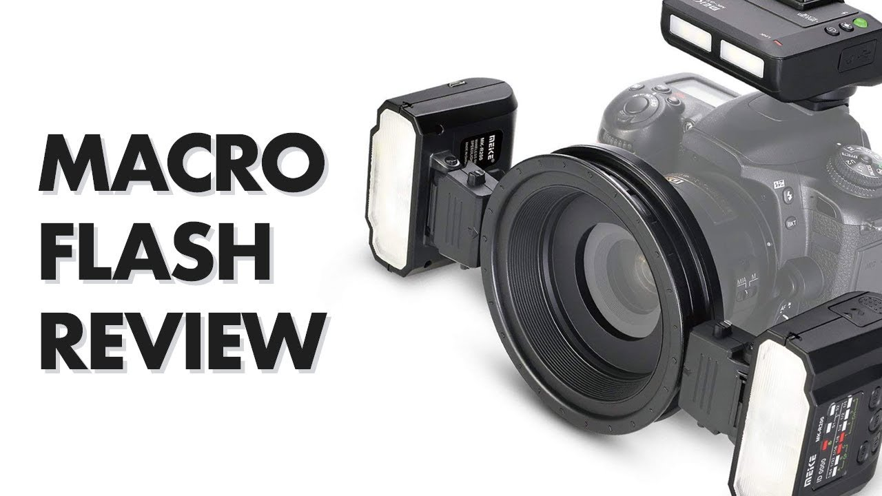 Cheapest Twin Macro Flash? Meike MK-MT24 Review
