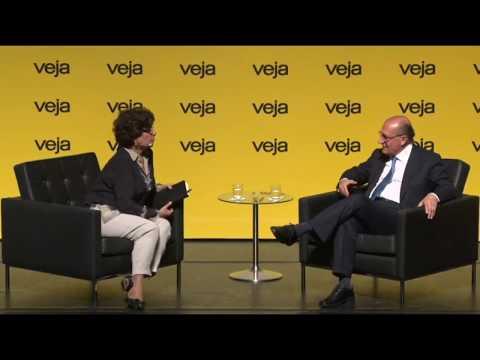 """Geraldo Alckmin no evento """"Amarelas ao Vivo"""" da Revista Veja"""