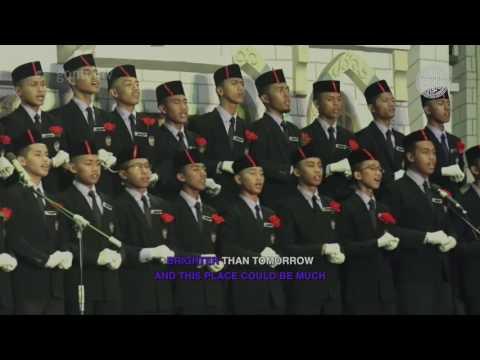 Lagu Untuk Sahabat + Heal The World - Choir Of Identity Generation - Panggung Gembira 690