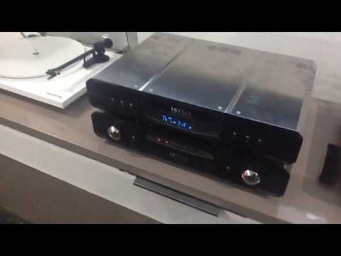 Roksan Caspian M2 & Piega Classic 3.0 Speakers - Faith No More Stripsearch