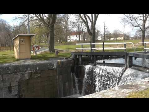 Längs Göta kanal: Berg-Ljungsbro