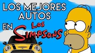 Los Mejores Autos Que Han Salido en Los Simpsons