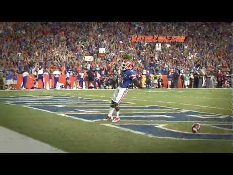2011 Florida Gators Football Highlights