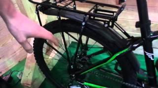 Горный велосипед  с электромотором(Электровелосипед - http://velomoda.com.ua/catalog/electro.html - гениальное изобретение человечества. Электронабор с готовым..., 2016-03-11T22:16:30.000Z)
