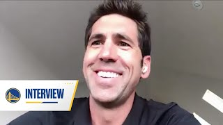 Bob Myers Reacts to Warriors Receiving Second Overall Pick for 2020 NBA Draft