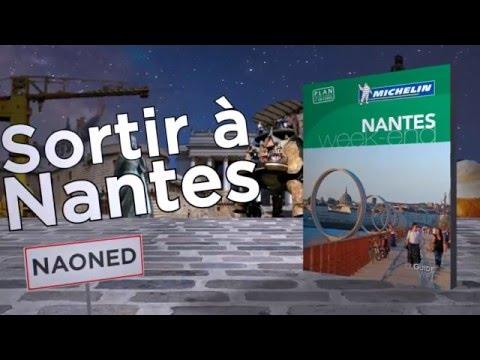 Sortir à Nantes avec le guide Michelin week-end à Nantes