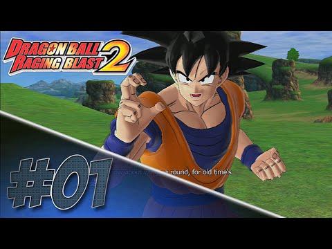 Jogar Dragon Ball Z Raging Blast 2 Online