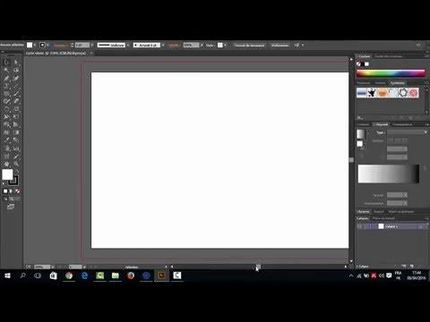Comment Crer Une Carte Visite Adobe Illustrator
