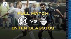 INTER CLASSICS   FULL MATCH   INTER vs ROMA   SUPERCOPPA ITALIANA 2006 [with JAVIER ZANETTI] ⚫🔵🇮🇹